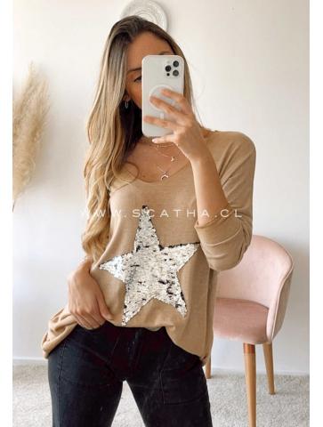SUEDE STAR